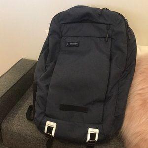 Timbuk2 navy nylon backpack